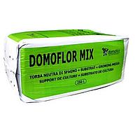 """Торф'яної субстрат, фракція 0-6 мм """"Domoflor"""" - 250 л, фото 1"""