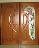 Двери межкомнатные из ольхи, фото 3