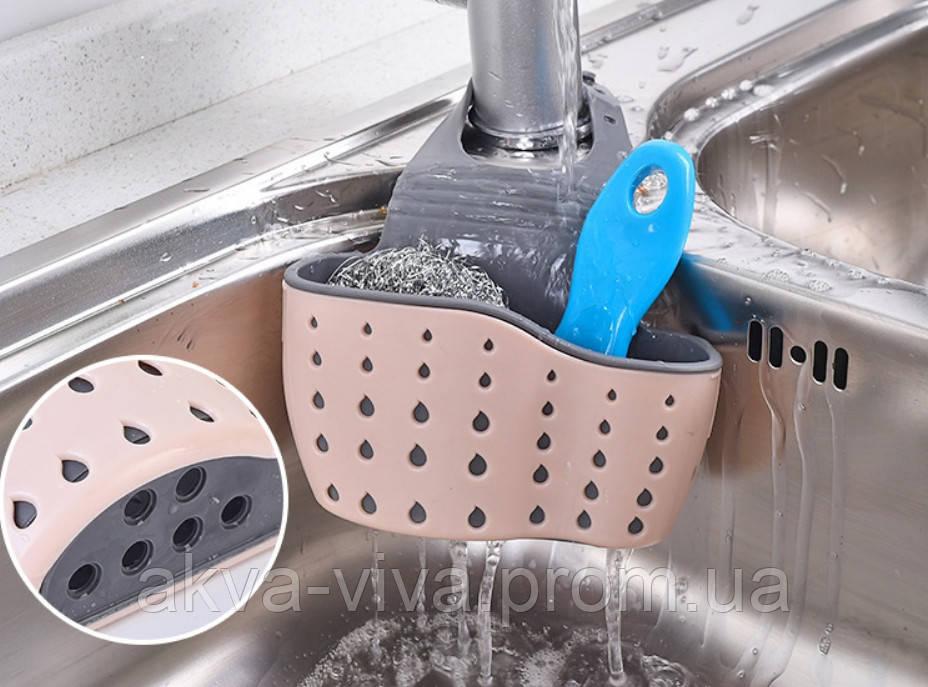 Органайзер для мочалок на кухню (ОДКХ-103)