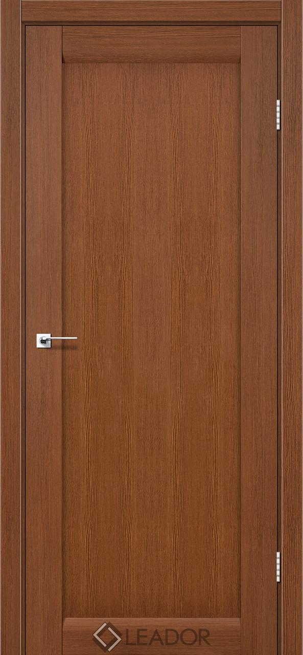 Двери Leador BAVARIA Браун ПГ
