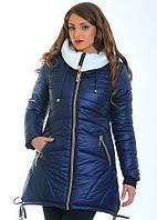 Куртка женская на флисовой подкладке, фото 1
