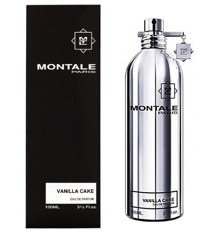 Парфюмированная вода унисекс MONTALE Vanilla Cake 100 мл