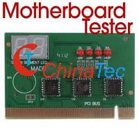 Пост карта - PCI 2х значная, фото 1