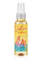 Очищающее масло после депиляции Орхидея и масло мурумуру серии Deline