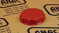 265/00989 Крышка бачка тормозной жидкости на JCB 3CX, 4CX, фото 3