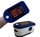 Электронный пульсометр оксиметр на палец Pulse Oximeter, фото 6