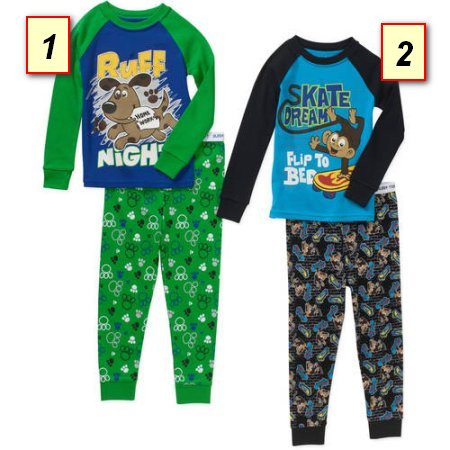 d8d37e3d2995 Пижама детская для мальчика Garanimals США (3Т, 4Т)   продажа, цена ...