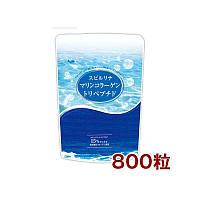 ALGAE Spirulina Спирулина + морской коллаген трипептид, 800 штук на 20 дней