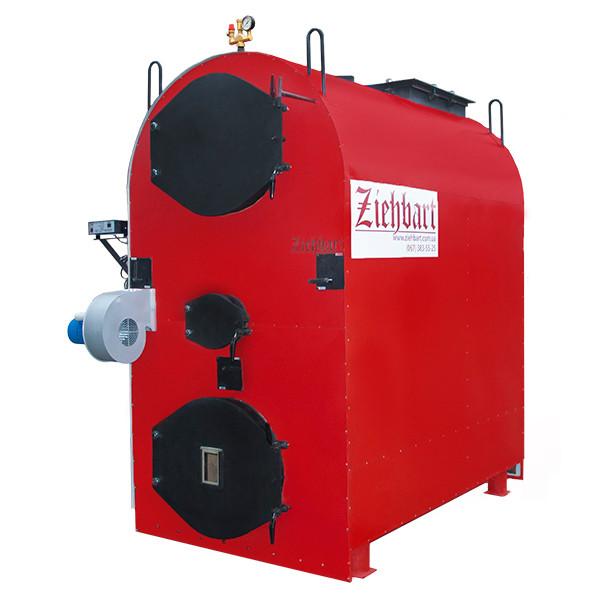 Промышленные пиролизные котлы на твердом топливе Ziehbart 240 (Зибарт с газификацией древесины)