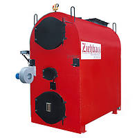 Промышленные пиролизные котлы на твердом топливе Ziehbart 240 (Зибарт с газификацией древесины), фото 1