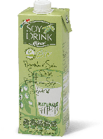 Органічне соєве молоко Naturale Alinor, 1л