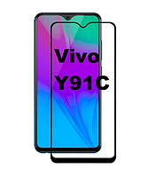 Защитное стекло Full Glue для Vivo Y91C