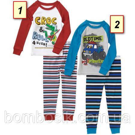 Пижама детская для мальчика Гаранималс caea4348acb28