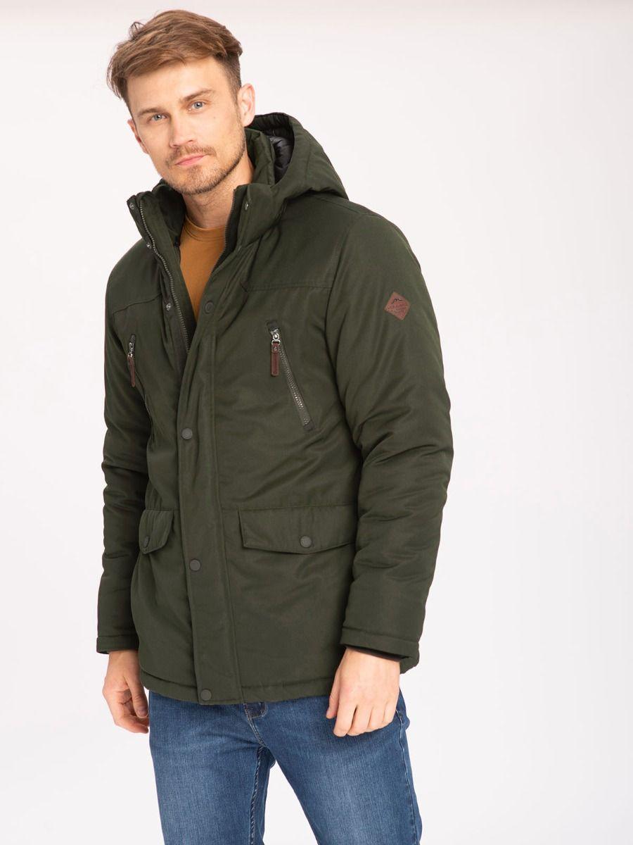 Зимняя мужская куртка Volcano J‑Muse M06181-302