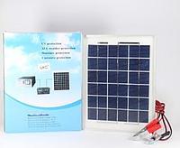 Солнечная панель  Solar board  5W 9V  код 59