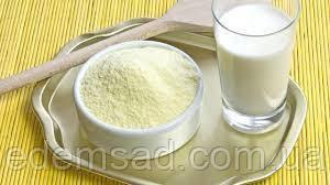 Молоко сухе соєве + протеїн, 1кг ТОПНАТУР