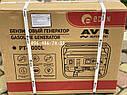 Генератор бензиновый Edon PT1000L медная обмотка электрогенератор 1кВт, фото 9