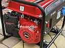 Генератор бензиновый Edon PT1000L медная обмотка электрогенератор 1кВт, фото 5