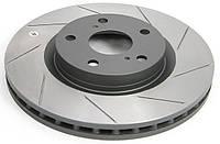 Тормозной диск DBA Toyota Prado LC150 /LEXUS GX460 Передний (DBA2700SL/SR)
