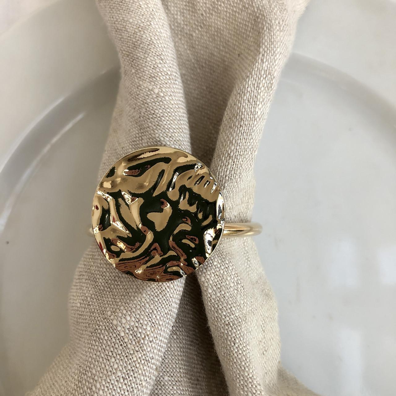 Кольцо для салфетки Amber