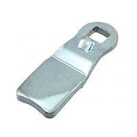 Ригель RZ C1.0245, зі стопом, вигин 2 мм