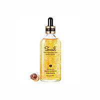 Сыворотка для лица с муцином улитки и 24К золотом Venzen Snail Silky Hydrating Skin Gold Snail