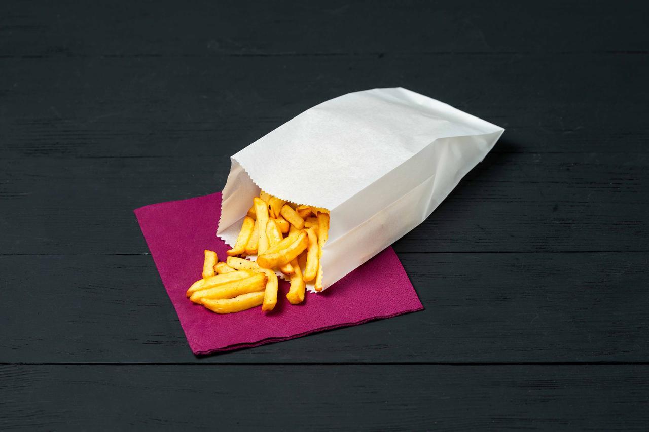 Упаковка для картофеля фри 29КП