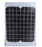 Солнечная панель Solar board 10W 18V 36*24 cm  код 10183