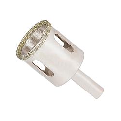 Коронка алмазная по керамике и стеклу 45мм SIGMA (1541451)
