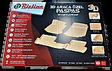 Килимки автомобільні в салон RIZLINE для VOLKSWAGEN Passat B8 2015 - S-3861, фото 8