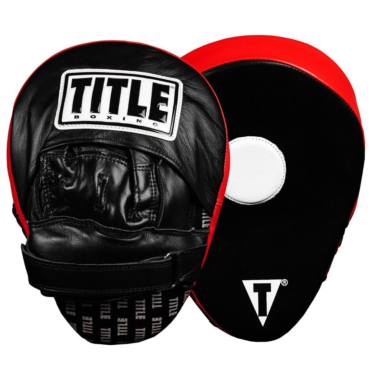 Лапы Title Incredi-ball Punch Mitts