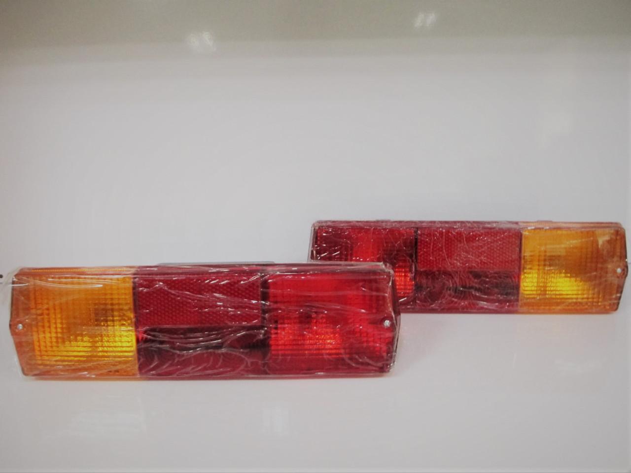 Ліхтар КАМАЗ задн.лів. (кріпл. на 2 болта) ФП130В (нов.зраз.) 24В (ДК)