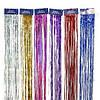 Новорічний дощик L=1м, кольори в асортименті