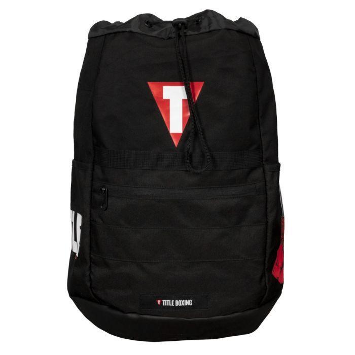 Рюкзак Title Boxing Defender Backpack ( черный)