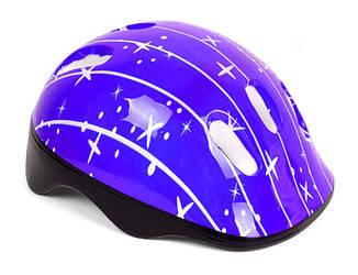 Шлем велосипедный детский Синий