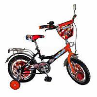 Велосипед PROFI детский 14 дюймов  V1144B