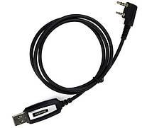 USB кабель программирования раций BAOFENG, Kenwood