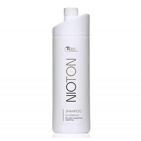Безсульфатный шампунь TICO Professional NIOTON UV-Keraplex, 1000 мл.