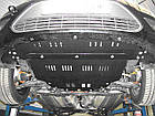 Защита картера (двигателя) и Коробки передач на Митсубиси РВР 3 (Mitsubishi RVR III ) 2010-... г, фото 2