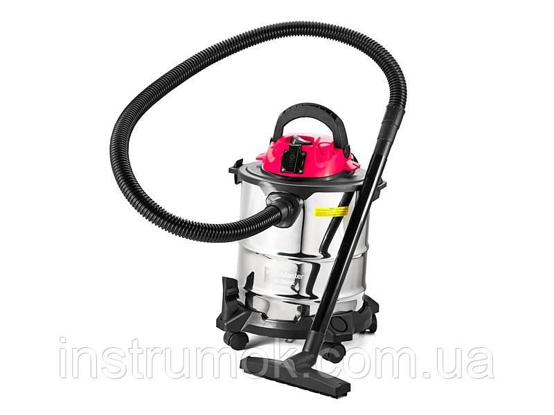 Пылесос для влажной и сухой уборки ( 20 л, 1300 Вт) BauMaster VC-7220BE