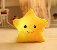 Светящая Звезда Желтая
