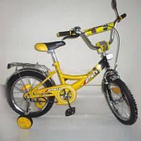Велосипед PROFI детский 16 дюймов   P  P 1647