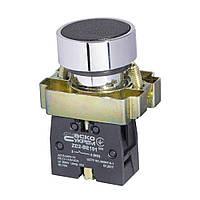 Кнопка АСКО XB2-BA21 Старт (черная)