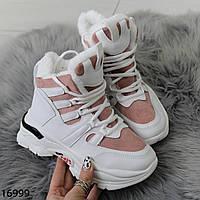 Кросівки зима жіночі, фото 1