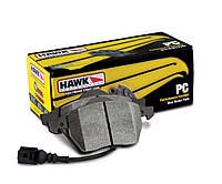 Тормозные колодки HAWK Perf. Ceramic передние Lexus GX460/Toyota LC150 (HB490Z.665)