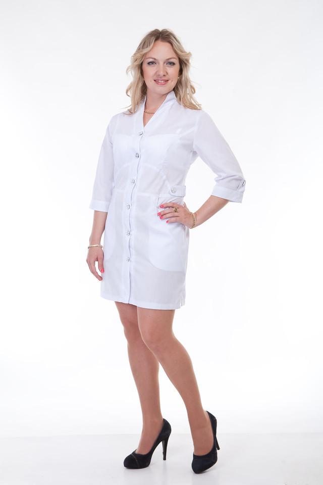 Женский медицинский халат по доступной цене