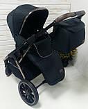 Универсальная коляска 3 в 1 Carrello Aurora CRL-6502/1, фото 6