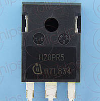 IGBT NPN 1350В 40А Infineon IHW20N135R5 TO247