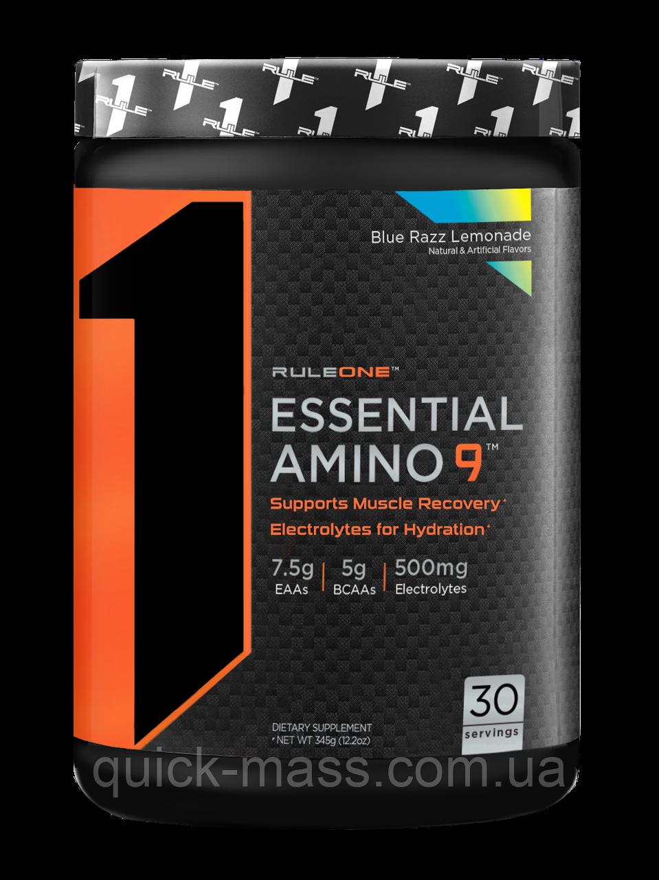Аминокислоты Rule One Essential Amino 9 345g