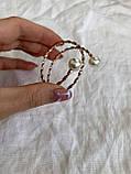 Кольцо для салфетки Glam, фото 4